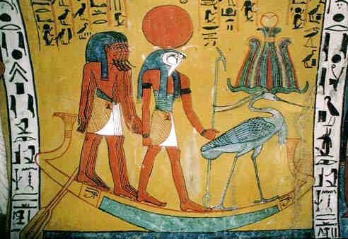 Ra Egyptian god (Re) ***